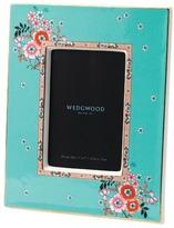 Wedgwood Wonderlust Camellia 4 x 6 Photo Frame