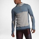 Nike NikeLab Gyakusou AeroReact Hoodie Men's 1/2 Zip Running Hoodie