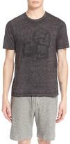 The Kooples Skull Print T-Shirt