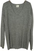 Stella Forest Grey Wool Knitwear for Women