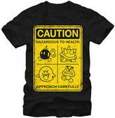 Fifth Sun Mario 'Caution' Tee - Men's Regular
