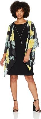 Tiana B T I A N A B. Women's Plus Size 2pc Dress and Jacket