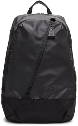 Master-piece Co Black Slick Backpack