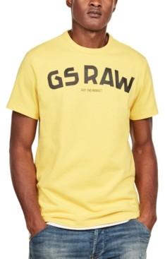 G Star Men's Logo T-Shirt, Created for Macy's