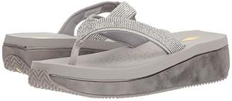 Volatile Zarina (Black) Women's Sandals