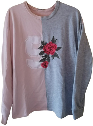 Zara Multicolour Cotton Knitwear