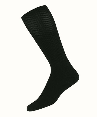 Thorlos Unisex TWD Western Dress Padded Over the Calf Sock