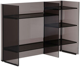 Kartell Sound-Rack Shelf - Smoke