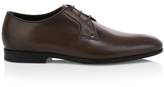 Tod's Allacciato Lace-Up Leather Derby Shoes