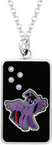 My Little Pony Twilight Dog Tag Necklace