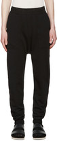 Damir Doma Black Parya Lounge Pants