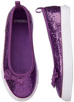 Gymboree Bow Glitter Sneaker