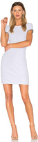 James Perse Vintage Tee Dress in White