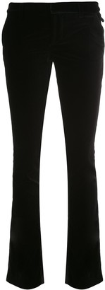 Alice + Olivia Hayley bootcut trousers