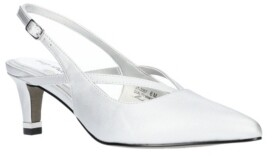 Easy Street Shoes Symphony Block Heel Pumps Women's Shoes
