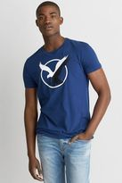 American Eagle Outfitters AE Crew Eagle Graphic Tee