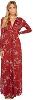 Rachel Pally Long Sleeve Full-Length Caftan Women's Clothing