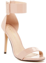 Liliana Golden Stiletto Sandal