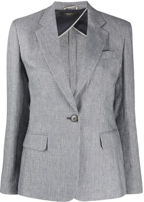 Max Mara Slim Fit Blazer