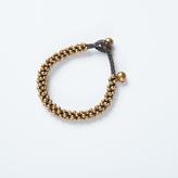 Apricot Gold Rave Bobble Bracelet