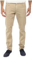 Hudson Blake Five-Pocket Slim Straight Jean in Canyon Khaki