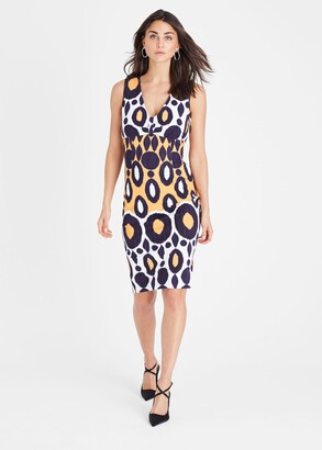 Phase Eight Olga Fitted Print Dress
