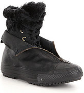Converse Chuck Taylor® All Star® Shroud High Rise Synthetic Faux Fur Sneaker Boots