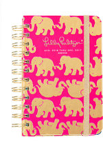 Lilly Pulitzer 2016-2017 Small Agenda