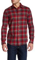 Volcom Hewitt Long Sleeve Modern Fit Flannel Shirt