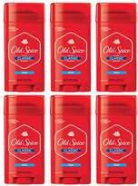 Old Spice Classic Stick Fresh Scent Men's Deodorant 3.25 Oz (Pack of 6)
