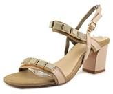 Azura Pure Women Open-toe Synthetic Slingback Heel.