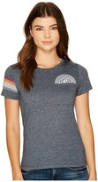 Rip Curl Sunstoned Fitted Pocket Tee Women's T Shirt