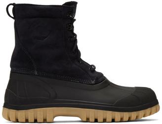 Diemme SSENSE Exclusive Black Anatra Boots