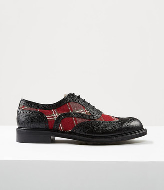 Vivienne Westwood Samuel Oxford Brogue Black