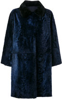 Sofie D'hoore fur detail coat