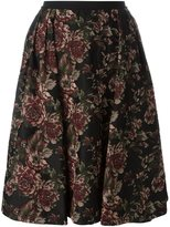 Antonio Marras floral skirt