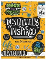 Horizon Adult Coloring Book - Positively Inspired