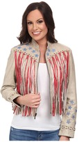 Double D Ranchwear Where Eagles Fly Jacket