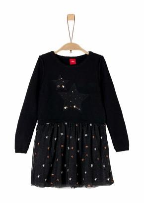 S'Oliver Girls' 53.809.82.2759 Dress