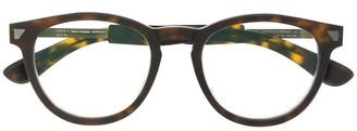 Mykita x Maison Margiela round glasses
