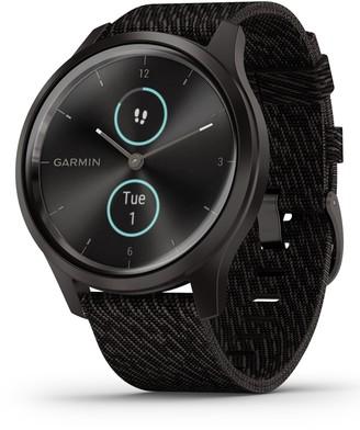 Garmin vivomove(R) Style Hybrid Smartwatch, 42mm
