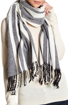 Joe Fresh Woven Patterned Scarf