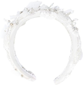 Loulou Embellished Bridal Headband