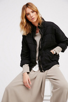 Womens DOLMAN QUILTED JACKET