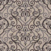 "Loloi Rugs Loloi Francesca Collection Rug, Ivory and Gray, 3'6""x5'6"""