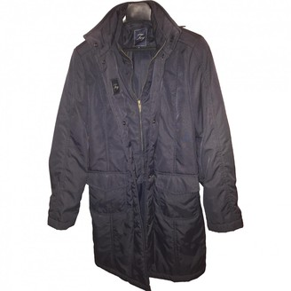 Fay Blue Coat for Women