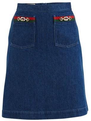 Gucci Cotton skirt