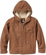 Dickies Boys 8-20 Sherpa-Lined Duck Jacket
