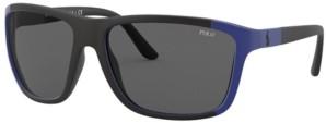 Polo Ralph Lauren Sunglasses, PH4155 62
