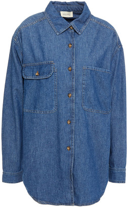 American Vintage Badidow Denim Shirt